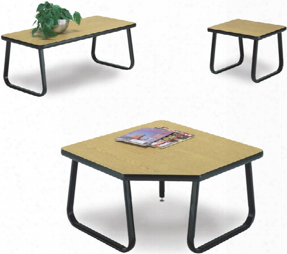 3 Piece Reception Table Set By Ofm