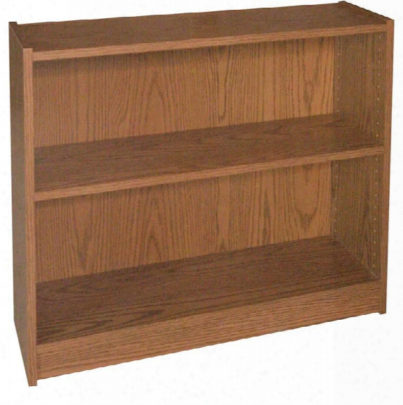 "30""h Bookcase By Ironwood"