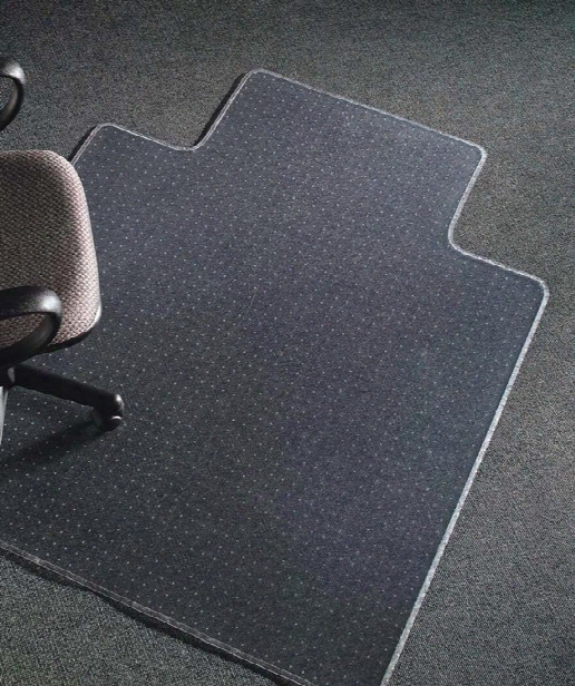 """36"""" X 48"""" Chairmat With Lip Y Deflecto"""