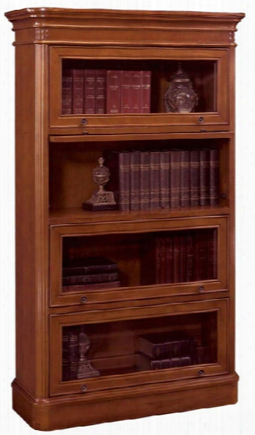 4 Door Barrister Bookcase By Dmi Office Furniture