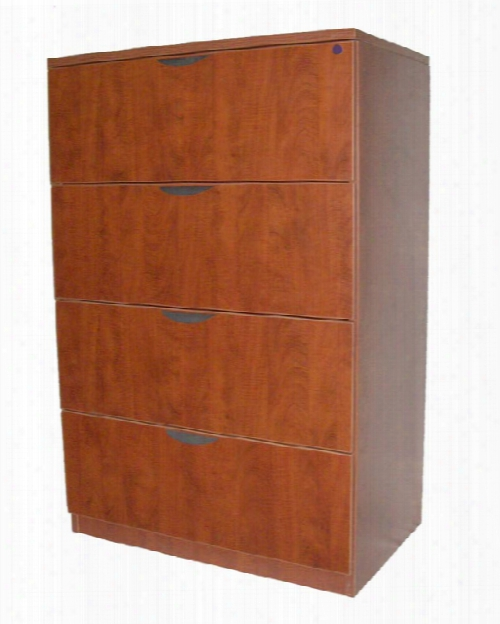 4 Drawer Lateral File Along Marquis