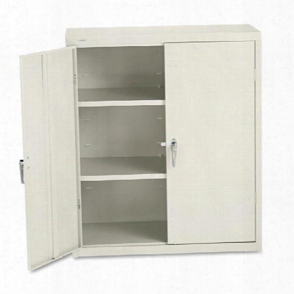 "42"" Steel Storage Cabinet By Hon"
