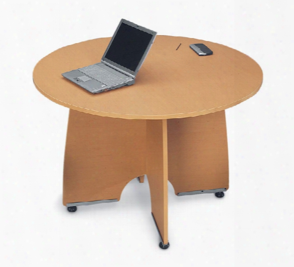 "43"" Round Conference Table By Ofm"