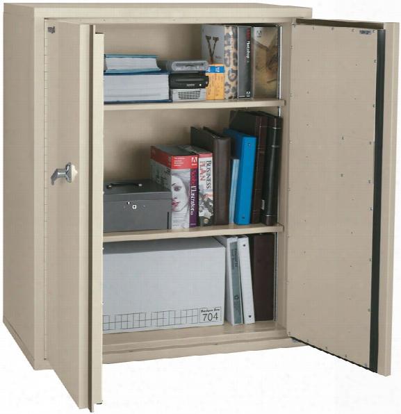 "44"" High Fireproof Storage Cabinet By Fireking"