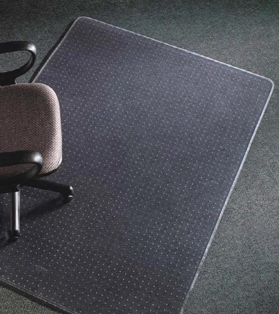 "46"" X 60"" Rectangular Chairmat By Deflecto"