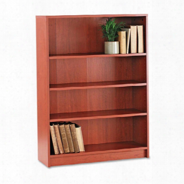 "48"" Square Edge Bookcase By Hon"