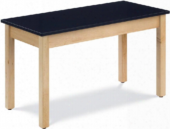 """48"""" X 24"""" Science Table With Chemsurf Top By Virco"""