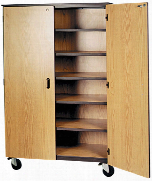 """48""""w X 22""""d Mobile Storage Cabinet By Ironwood"""
