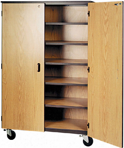 """48""""w X 25""""d Mobile Storage Cabinet By Ironwood"""