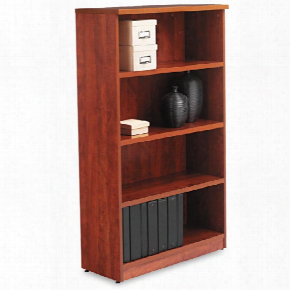 "56"" Bookcase By Alera"