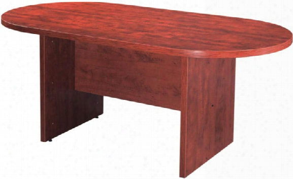 6' Racetrack Conference Table By Marquis