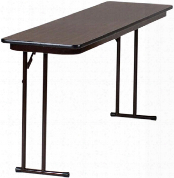 "60"" X 18"" Seminar Table By Correll"