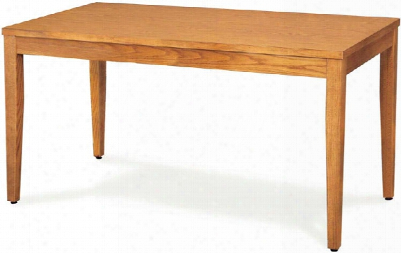 "60"" X 30"" Library Table By Virco"