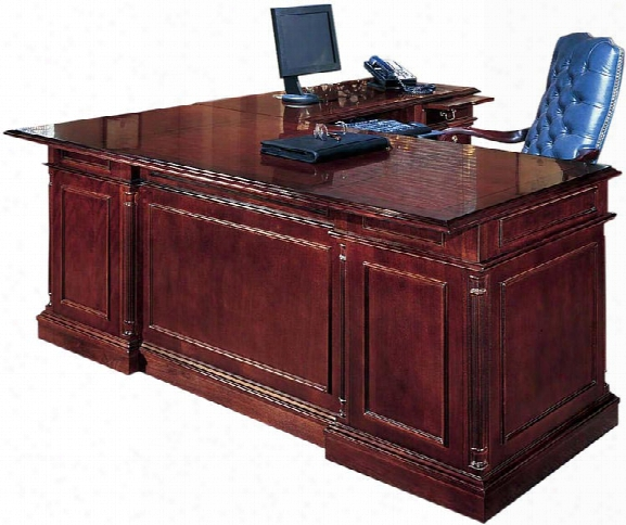 "66"" X 78"" L Shaped Desk By Dmi Office Furniture"