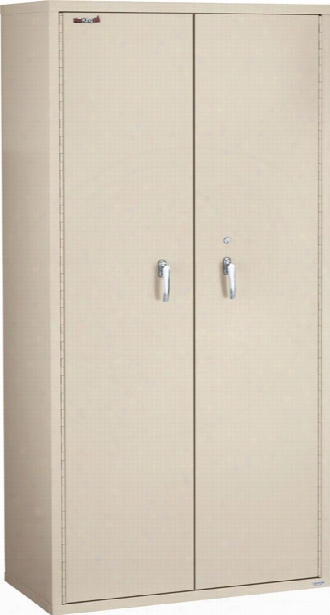 "72"" High Fireproof Storage Cabinet By Fireking"