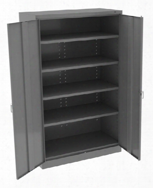 "78""h X 18""d Jumbo Storage Cabinet By Tennsco"