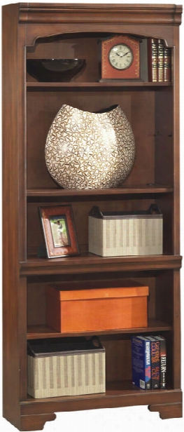 """80""""h Open Bookcase By Aspen Home"""
