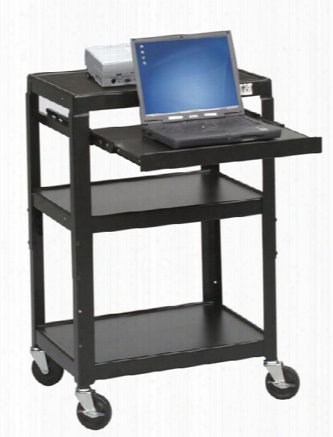 Adjustable Laptop Cart By Balt