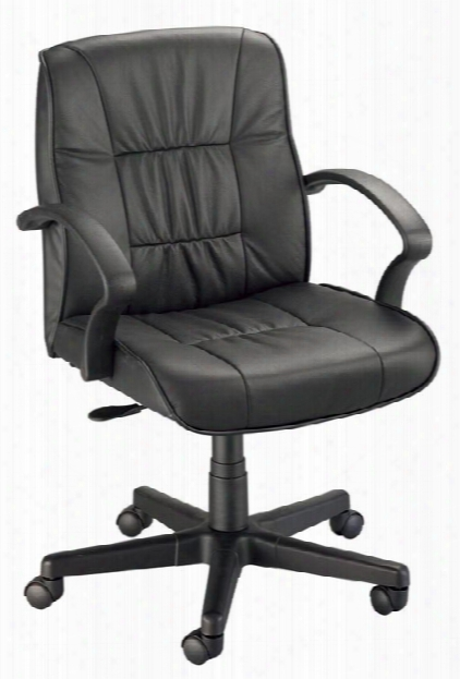 Art Director Executive Leather Chair By Alvin