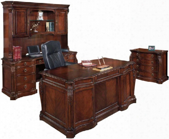 Balmoor Four Piece Office Set By Dmi Office Furniture