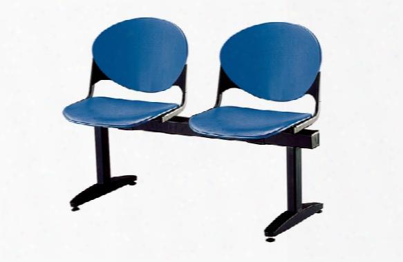 Beam 2 Seat Bench By Kfi Seating
