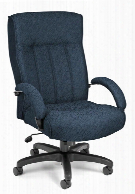 Big And Tall Executive High Back Chair By Ofm