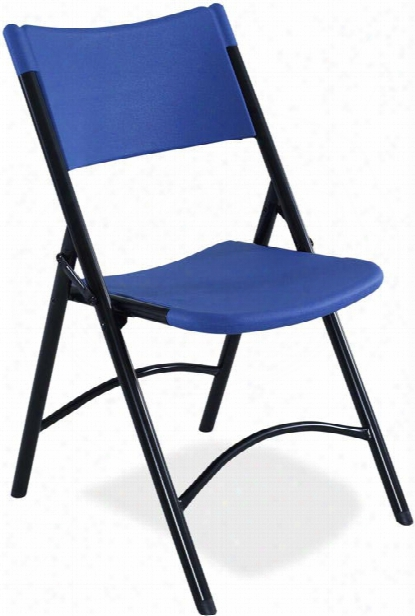 Blow Molded Folding Chair By National Public Seating