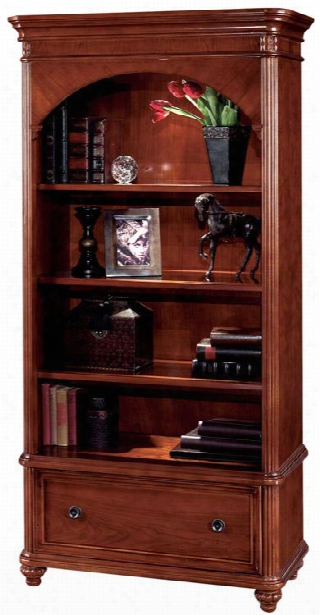 Bookcase With Lateral File By Dmi Office Furniture