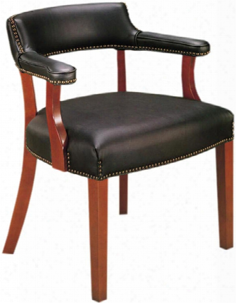 Captains Arm Chair By High Point Furniture
