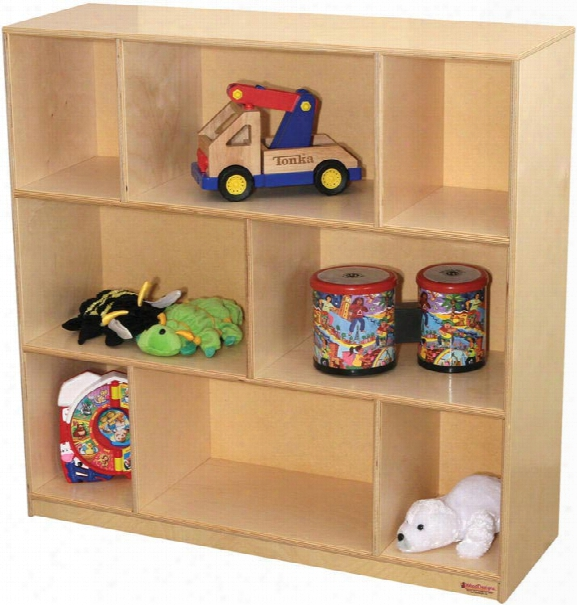 Center Storage Unit By Wood Designs