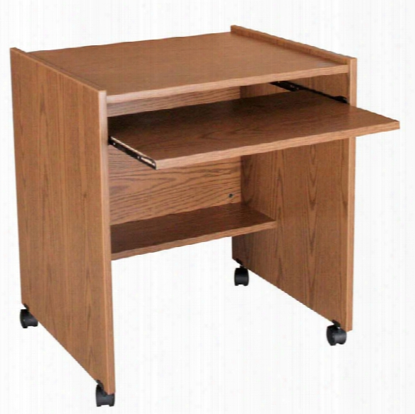 Computer Cart By Ironwood