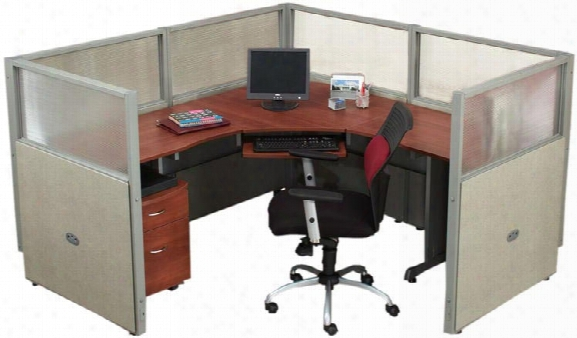 Corner Workstation By Ofm
