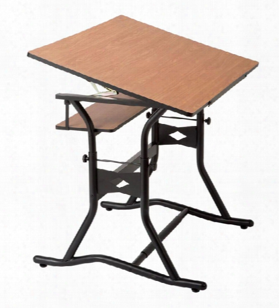 "Craftmaster Iii 30"" X 42"" Drafting Table By Alvin"