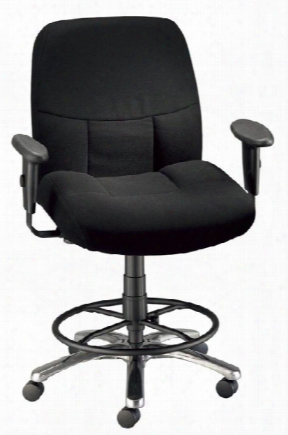 Drafting Height Olympian Comfort Chair By Alvin