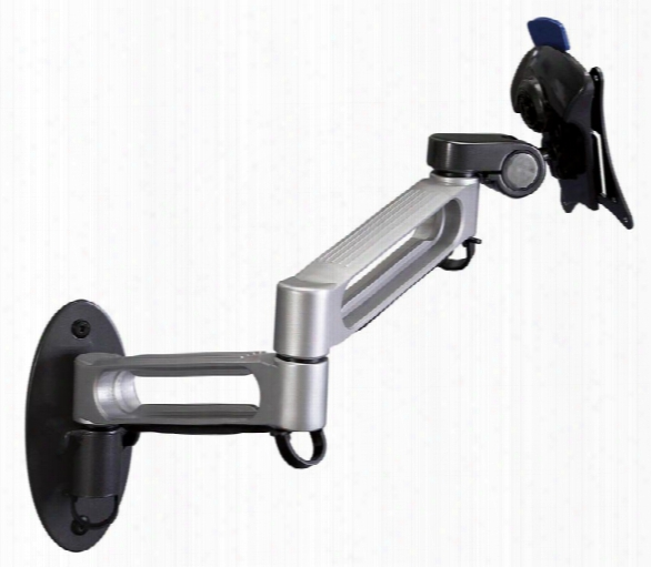 Dual Arm Flat Panel Monitor Wall Mount By Balt