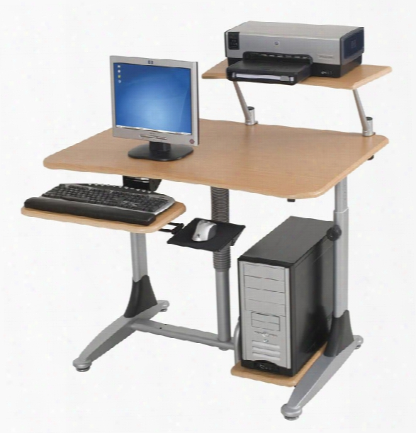 Ergo E. Eazy Computer Workstation By Balt