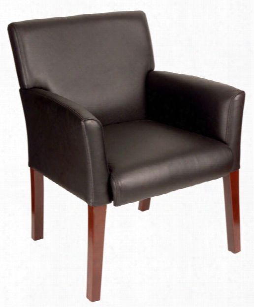 Executive Box Guest Chair By Boss Office Chairs
