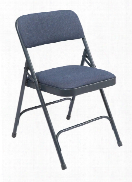 Fabric Folding Chair By National Public Seating