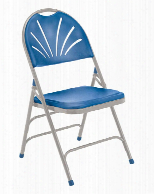Fan Back Polyfold Chair By National Public Seating
