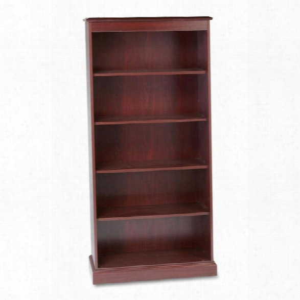 Five-shelf Bookcase By Hon