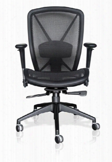 Fluid Mesh Task Chair By Allseating