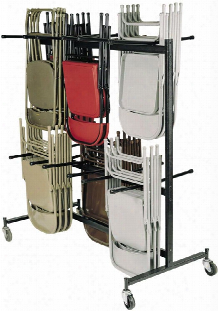 Folding Chair Dolly By National Public Seating