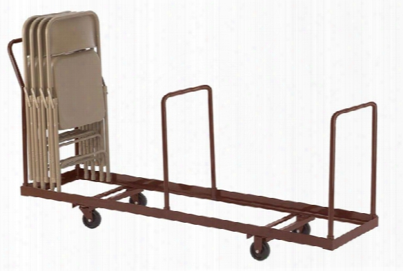 Folding Chair Truck By National Public Seating