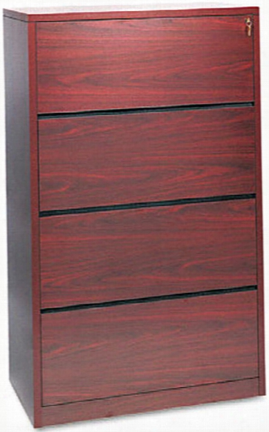 Four Drawer Lateral File By Hon