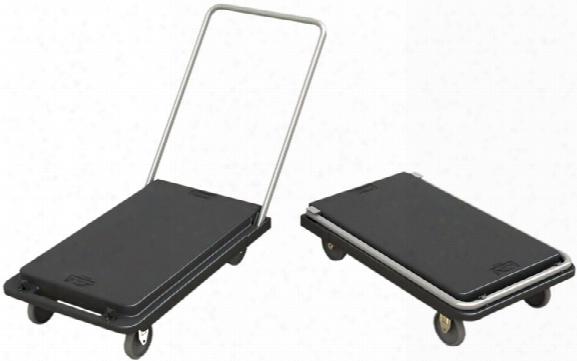 Heavy Duty Platform Cart - 500 Lb Capacity By Deflecto