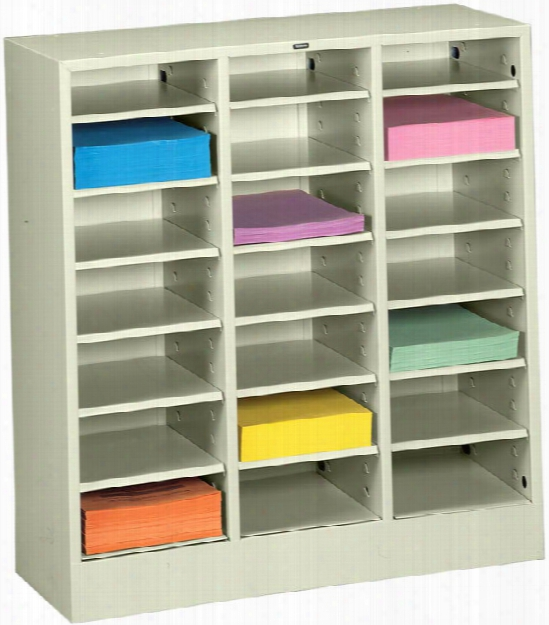 Letter Size Literature Sorter By Tennsco
