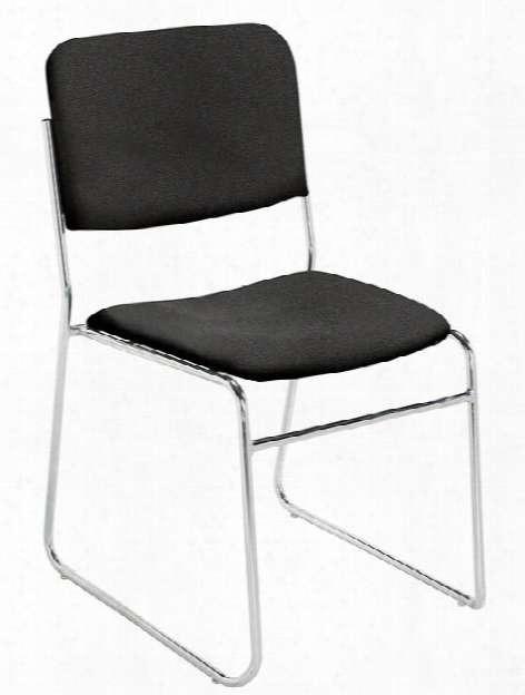 Lightweight Sled Base Stack Chair By National Public Seating