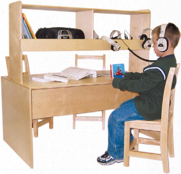 Listening Center By Wood Designs