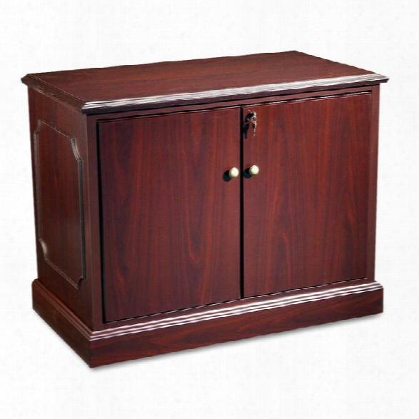 Locking Storage Cabinet By Hon
