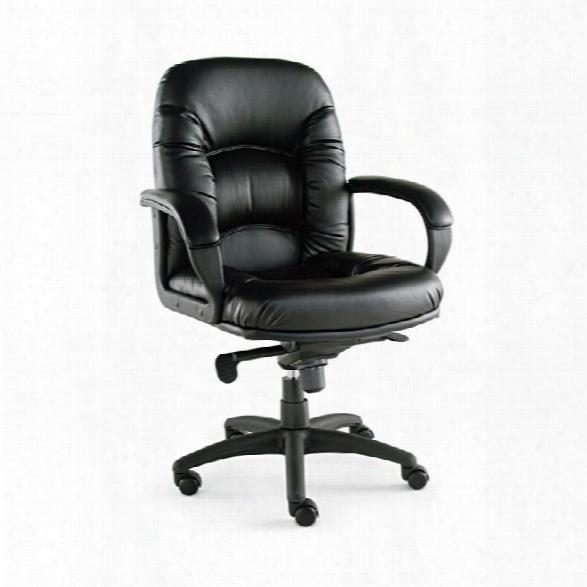 Mid Back Swivel Chair By Alera